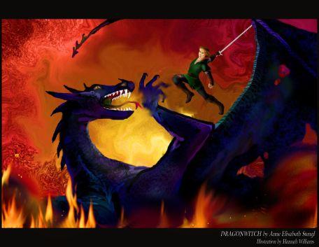 Etanun vs. the Dragonwitch