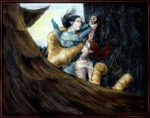Fingon Rescues Maedhros