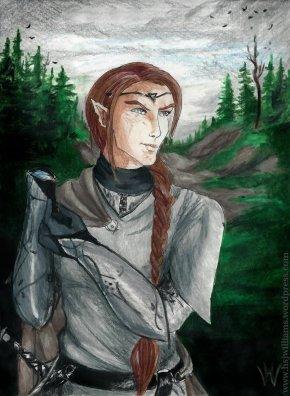 """Let Us Hunt Some Orc""-Maedhros"