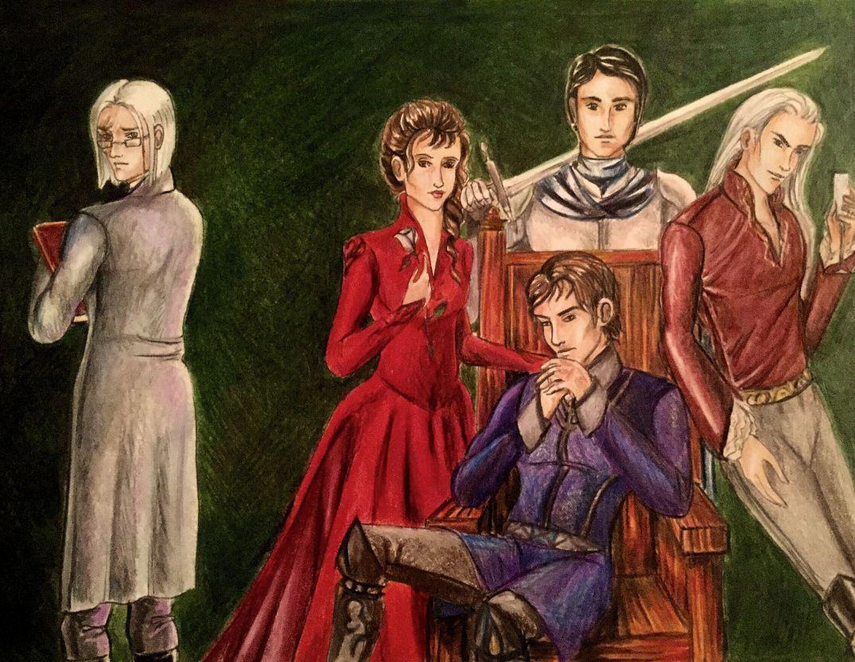 The De Glas Family