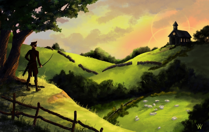 TT landscape