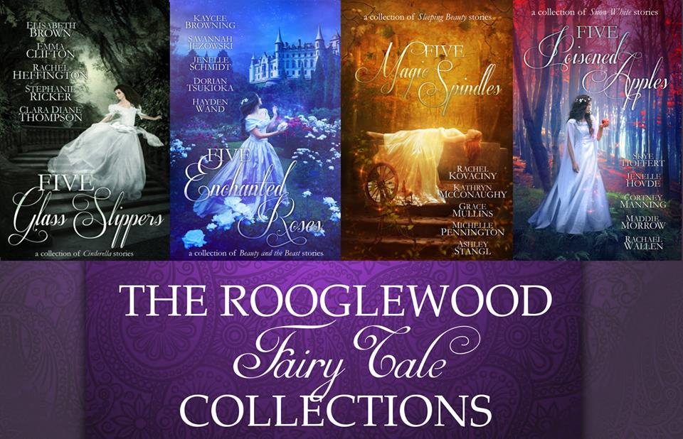 rooglewood fairytale collections